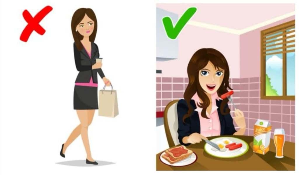 obiceiuri de succes în pierderea în greutate)